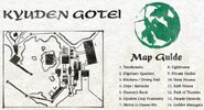 Kyuden Gotei Map Guide