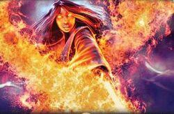 Katana of Fire (spell)