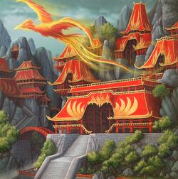 Brilliant Rebirth Temple
