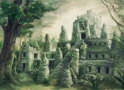 Ivory Palace Ruins