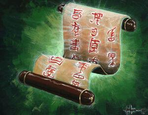 Scrolls of Norikazu
