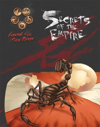 Secrets of the Empire Cover