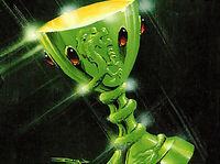 Jade Goblet