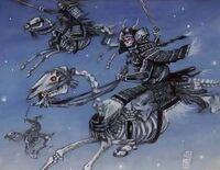 Undead Cavalry