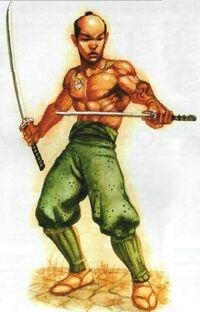 Mirumoto Swordmaster
