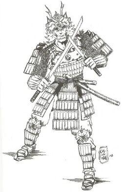 Mirumoto House Guard 2