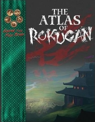 Atlas of Rokugan