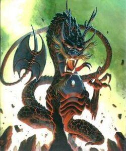 Dragon of Earth 5