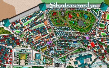 Shutsuensha District