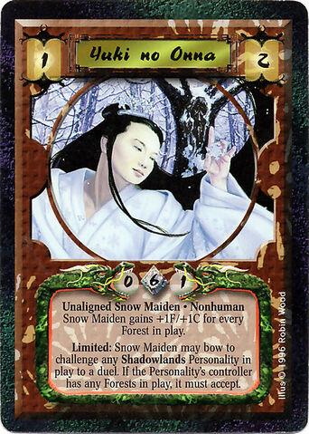 File:Yuki no Onna-card.jpg