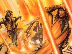 Kuro's Fire