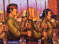 Disciplined Infantry