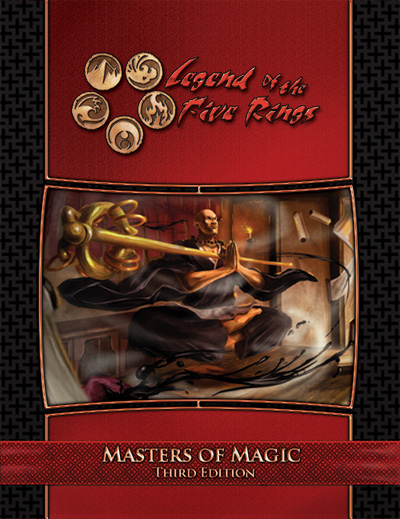 Masters of Magic Cover