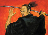 A Samurai's Fury 2