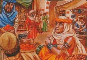 File:Bazaar (Medinaat al-Salaam).jpg