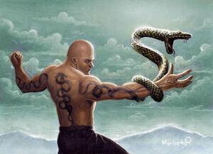 Viper Tattoo