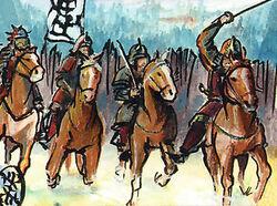 Light Cavalry 2