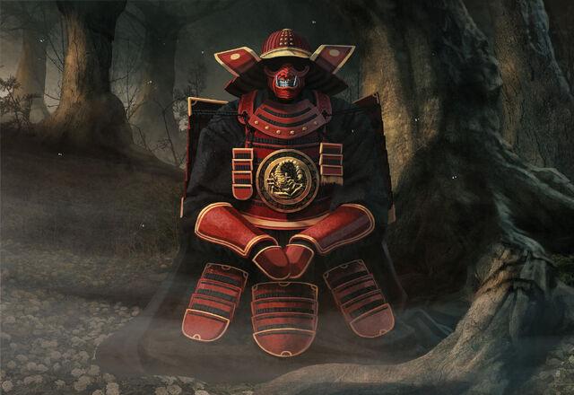File:Ancestral Armor of the Scorpion Clan.jpg