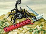Broken Sword of the Scorpion