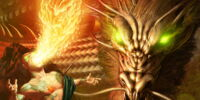 Strength of the Dragon