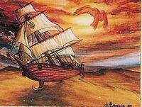 Sand ship 2