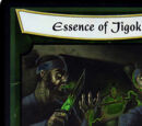 Essence of Jigoku/card
