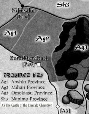 Mihari province