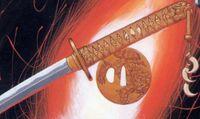 Celestial Sword of the Lion