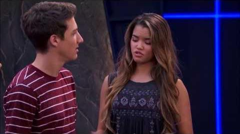 Lab Rats Elite Force Season 1 - The Best Moments of Skylar and Oliver HD-0