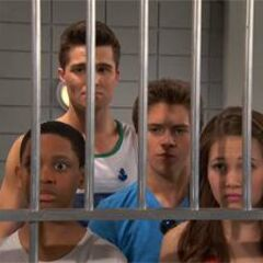 The kids in jail