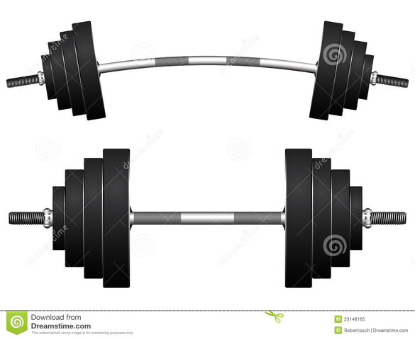 File:Weights-against-white-23148165.jpg
