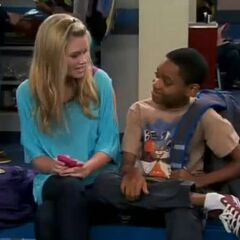 Danielle and Leo