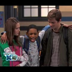 Leo, Ethan and Bree