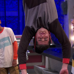 Adam upside down