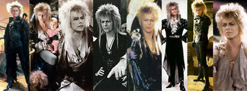 Jareth's outfits
