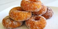 Gluten-free Rice-Potato Donuts