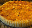 Alsatian Onion Pie