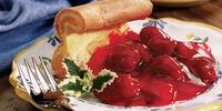 Bisquick Strawberry Puff Pancake