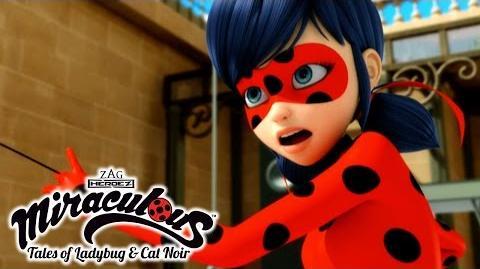 Miraculous Ladybug - Cat Noir as seen by Marinette Tales of Ladybug & Cat Noir