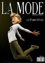 Adrien La Mode Magazine
