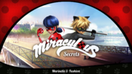 Marinette and Fashion - Title Card
