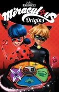 Miraculous - Origins Cover