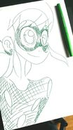 S3 Winny doodle