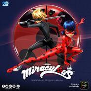 Miraculous - Thai -TIGA- - Poster