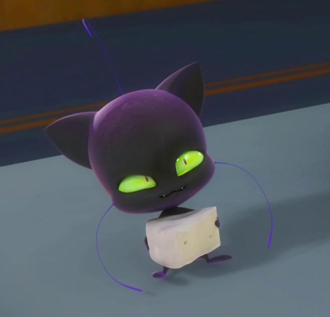 Miraculous Ladybug Cat Noir Und Plagg