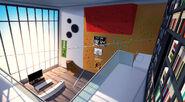 Adrien's Room Concept Art 2