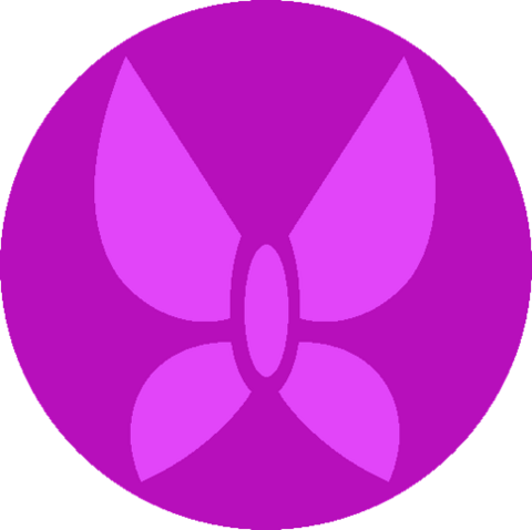 image mfc butterfly logo brightpng miraculous ladybug