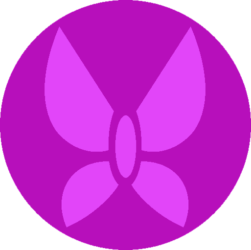 Image Mfc Butterfly Logo Bright Png Miraculous Ladybug