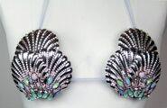 Erickson Beamon - Custom seashells bra