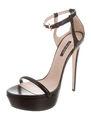 Ruthie Davis - Trophy stud platform sandal